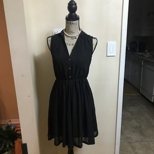 H&M Women's Black Dress in Size XS